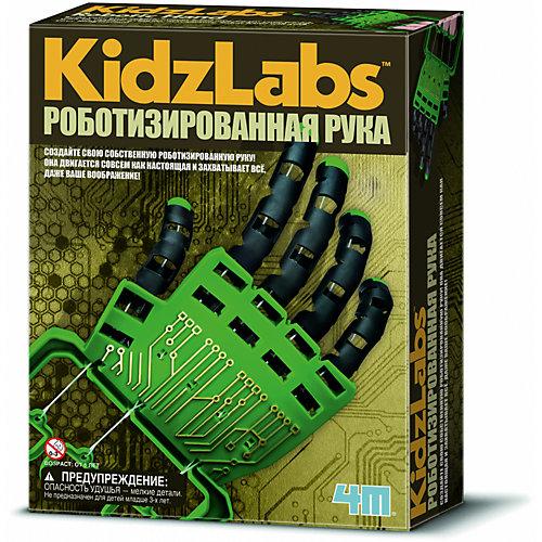 "Набор для роботехники 4M ""Роботизированная рука РП"" от 4M"