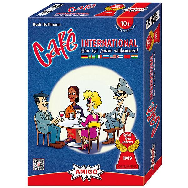 SPIEL DES JAHRES 1989 Café International, Amigo