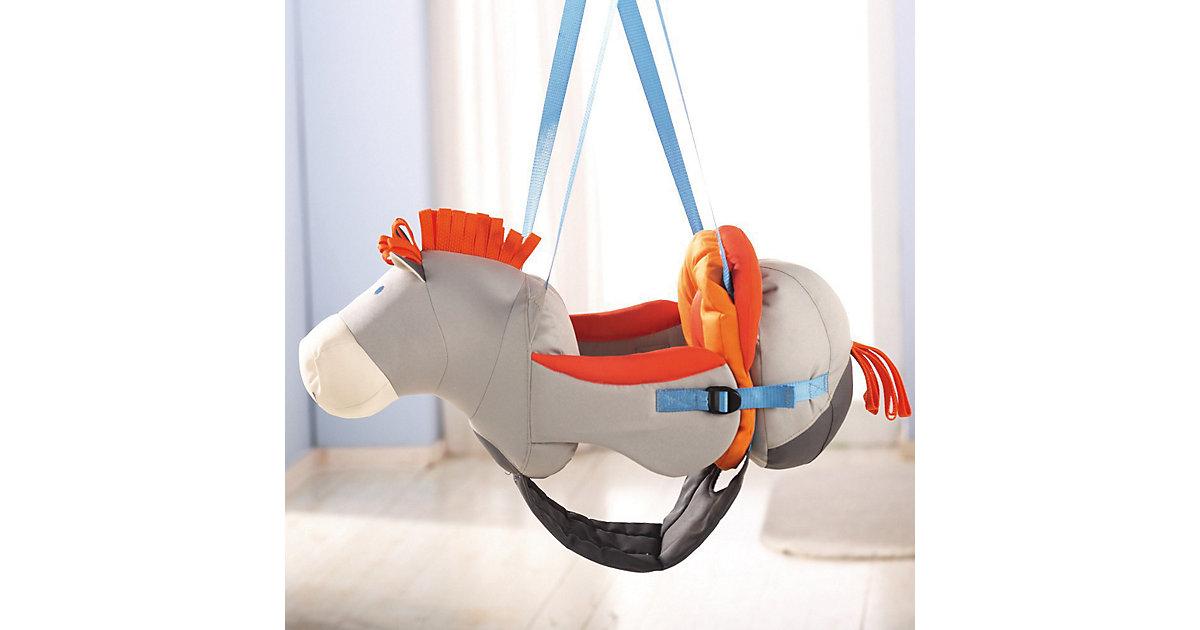HABA 7713 Türhopser Pferd grau