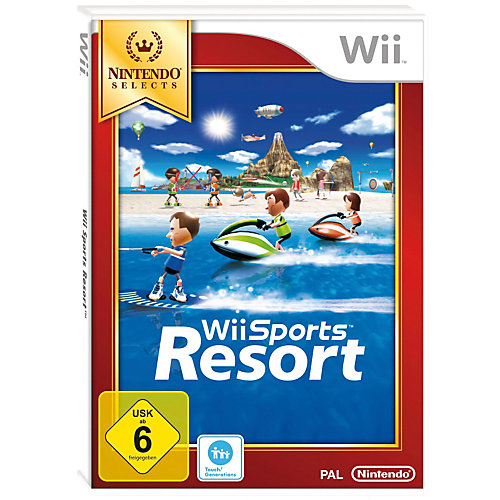 Nintendo Wii Sports Resort - Selects