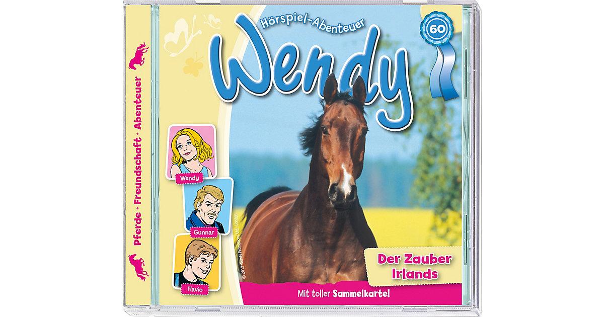 CD Wendy 60 - Der Zauber Irlands