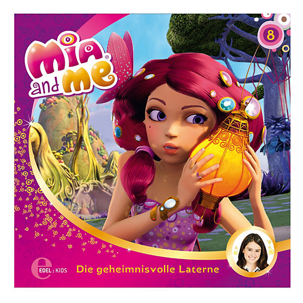 CD Mia and me 8 - Die geheimnisvolle Laterne