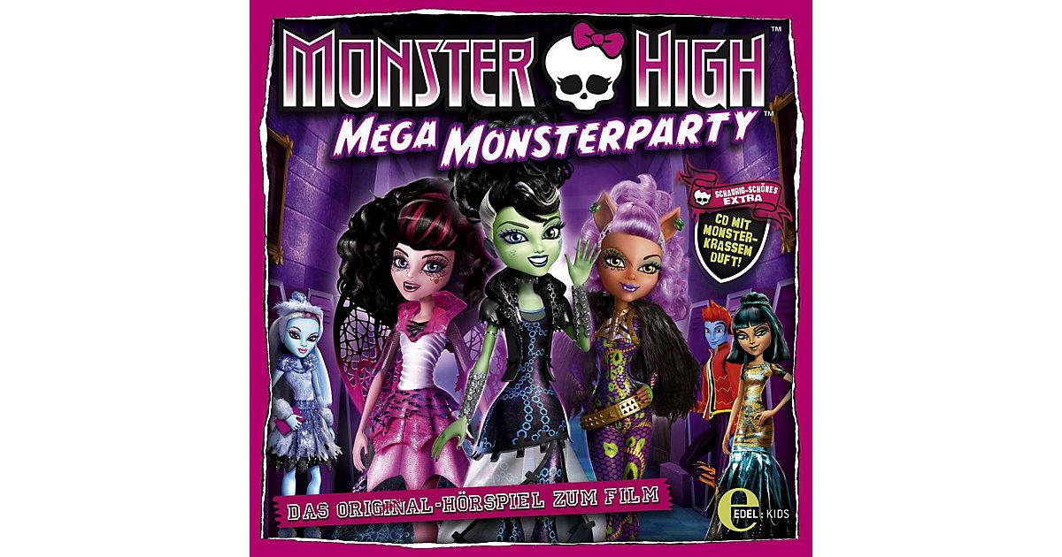 CD Monster High - Mega Monster Party (Hörspiel ...
