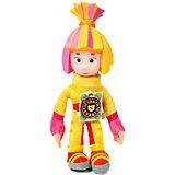 Мягкая игрушка Мульти-Пульти Фиксики Симка, озвученная, со светом, 28 см