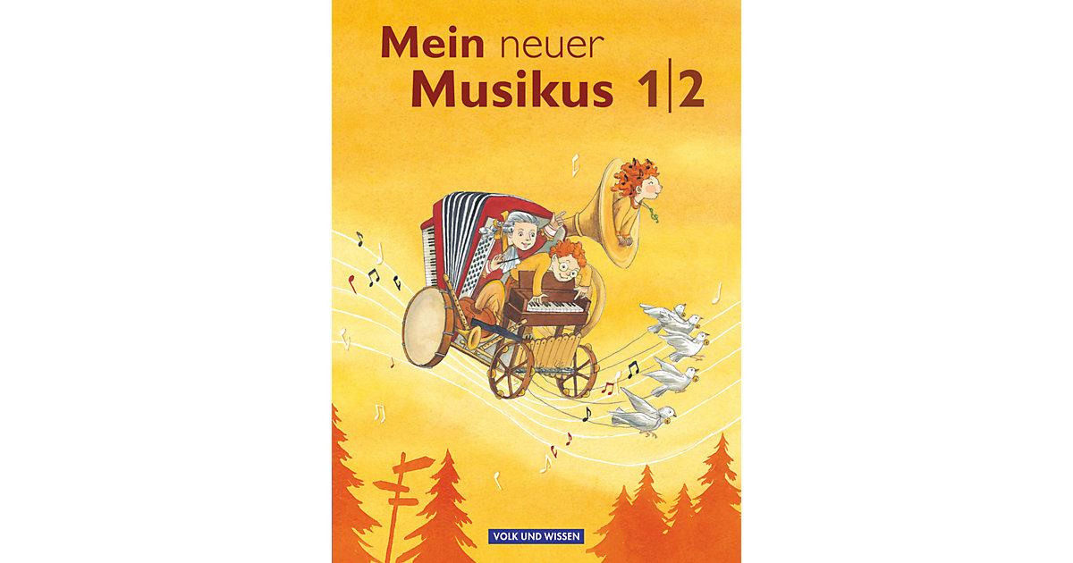 Mein neuer Musikus: 1./2. Schuljahr, Schülerbuch