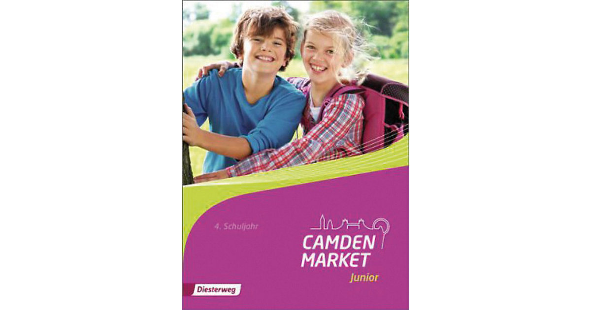 Camden Market Junior: 4. Klasse, Textbook