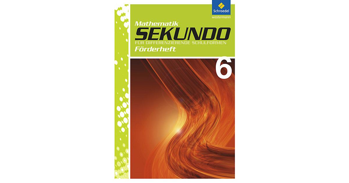 Sekundo, Ausgabe 2009: 6. Schuljahr, Fördermate...