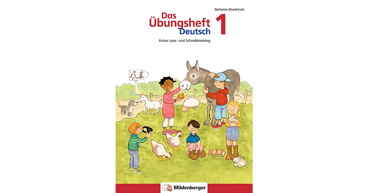 Das Übungsheft Deutsch: Drecktrah, Stefanie: 1....