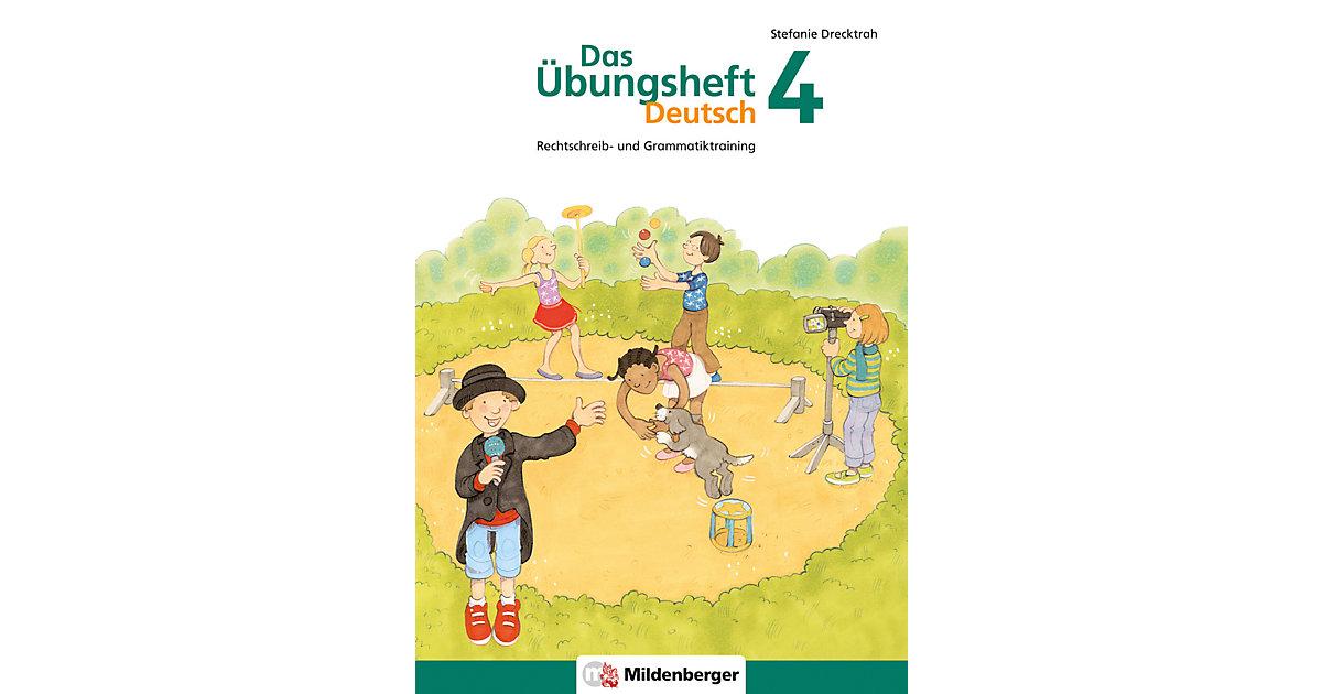 Das Übungsheft Deutsch: Drecktrah, Stefanie: 4....