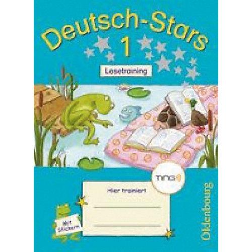Oldenburg Schulbuchverlag TING Deutsch-Stars: 1. Schuljahr: Lesetraining