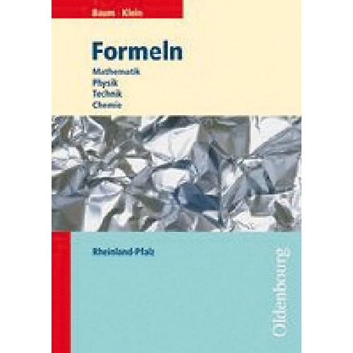 Oldenburg Schulbuchverlag Formeln, Ausgabe Realschule Rheinland-Pfalz