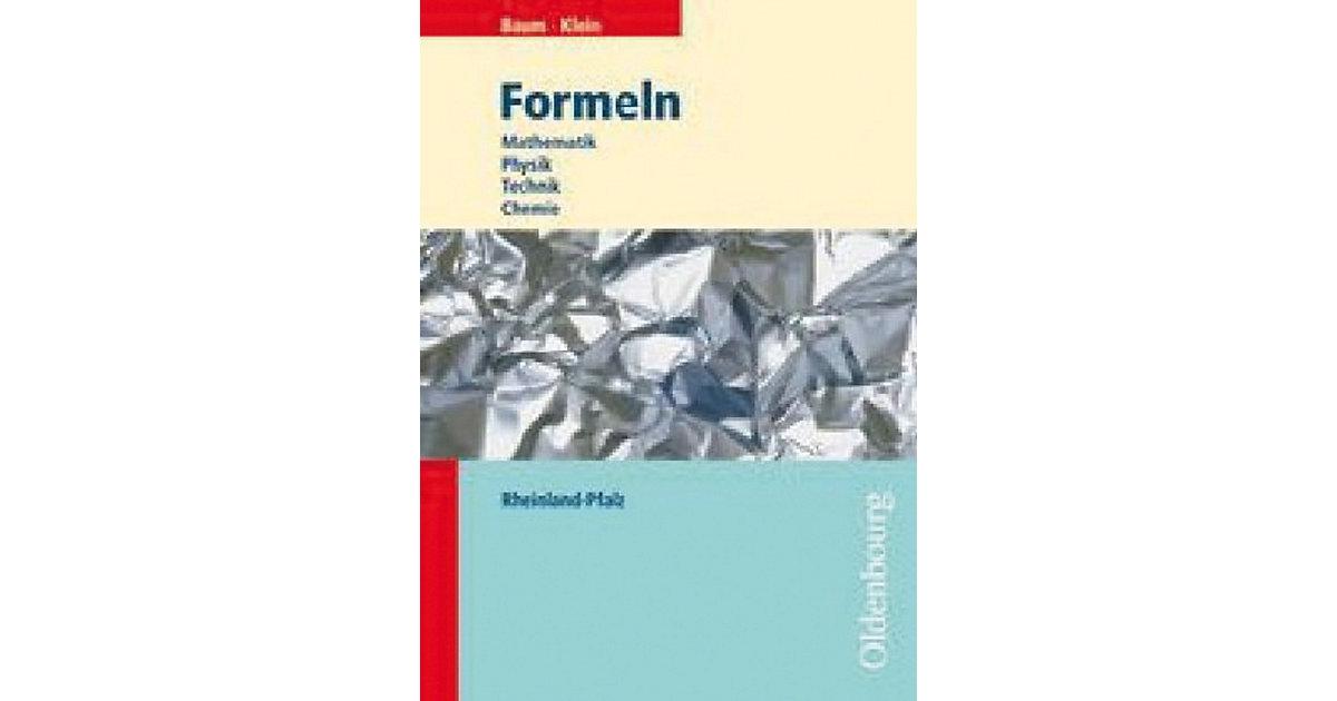 Formeln, Ausgabe Realschule Rheinland-Pfalz