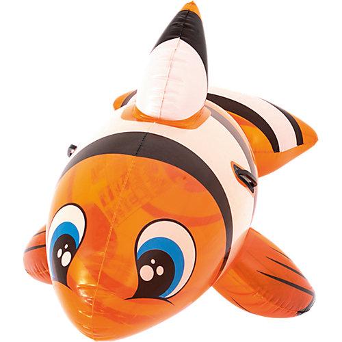 Игрушка для катания верхом Bestway, Рыба-клоун от Bestway