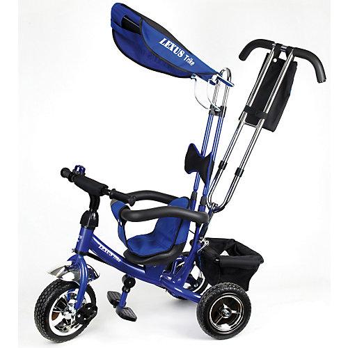 Lexus Trike Трехколесный велосипед, синий от Lexus Trike