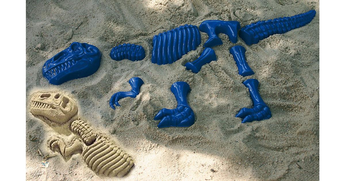 Sandformen, Dinosaurier