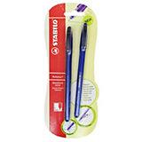 STABILO  Ручка шариковая performer, синяя, 2 шт.