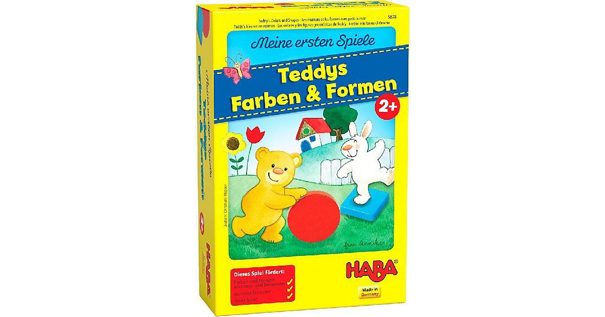 HABA 5878 Teddys Farben & Formen