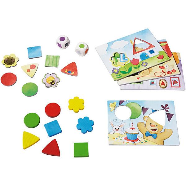 Meine ersten Spiele - Teddys Farben und Formen, Haba | myToys