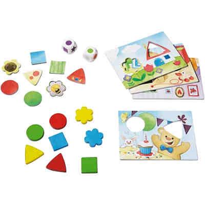 Meine ersten Spiele - Farben und Formen, Haba | myToys