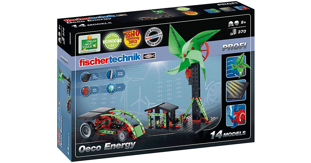 fischertechnik · Fischertechnik Oeco Energy erneuerbare Energien Experimentierset