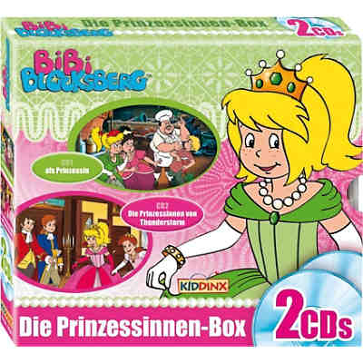 CD Bibi Blocksberg - Prinzessinnen Box (2 CDs)