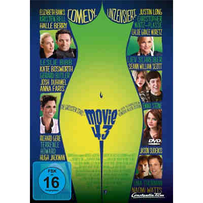 DVD Movie 43