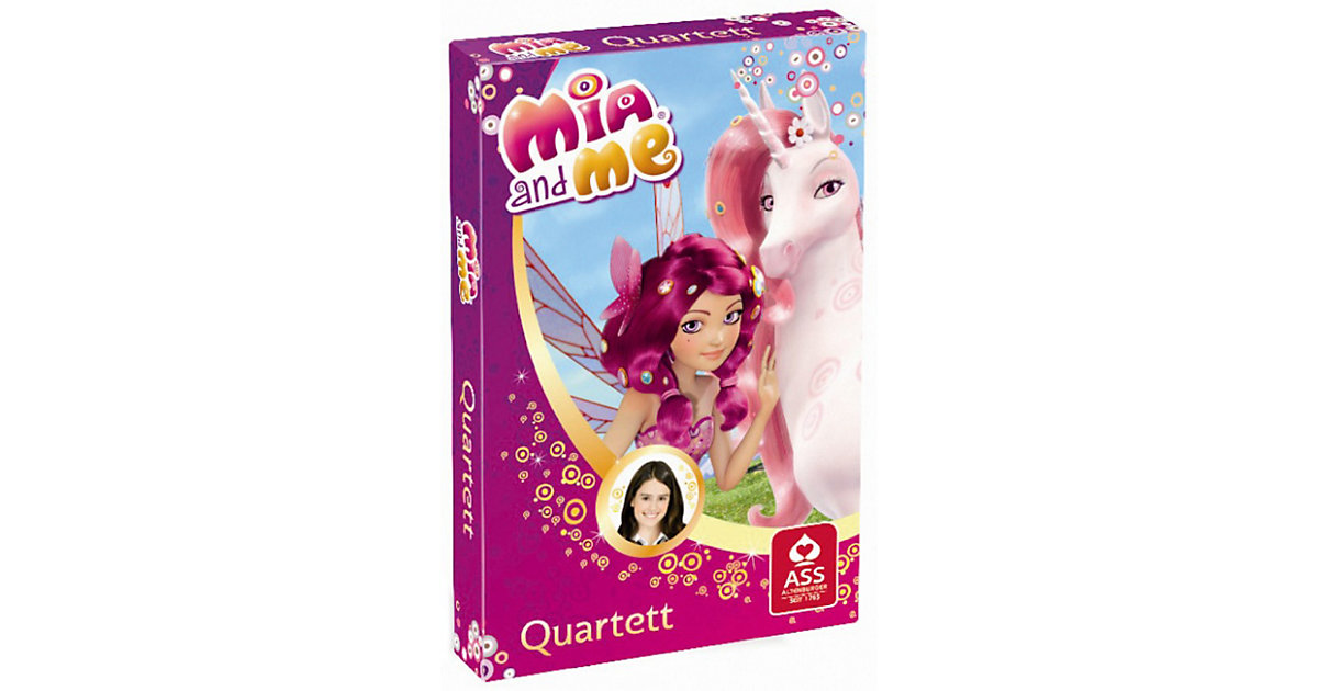 Mia and me - Quartett