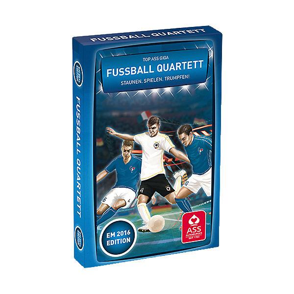 Fussball Quartett Em 2016 Edition Ass