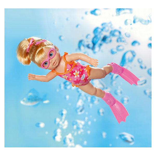 My Little BABY born My Babypuppe I can swim, 32 cm, My born Little BABY born® 8f9aac