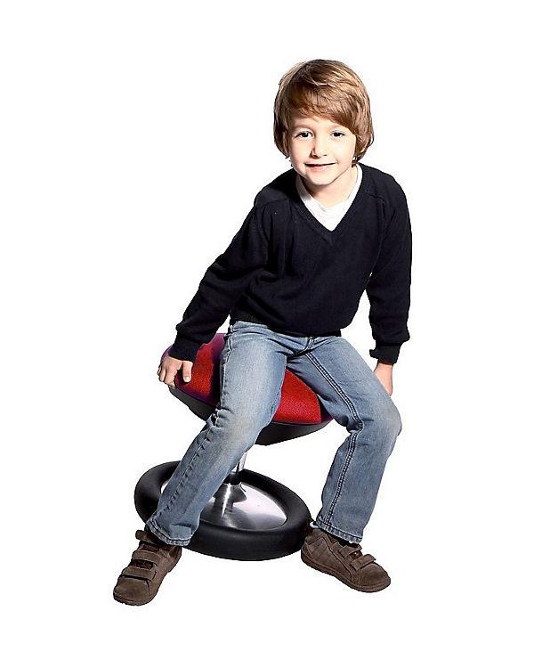 kinder fitnesshocker sitness kid 20 chrom rot topstar mytoys. Black Bedroom Furniture Sets. Home Design Ideas