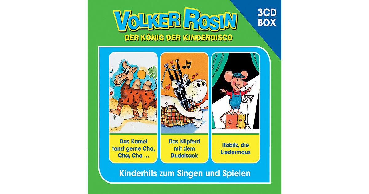 CD Volker Rosin - Der König der Kinderdisco (3e...