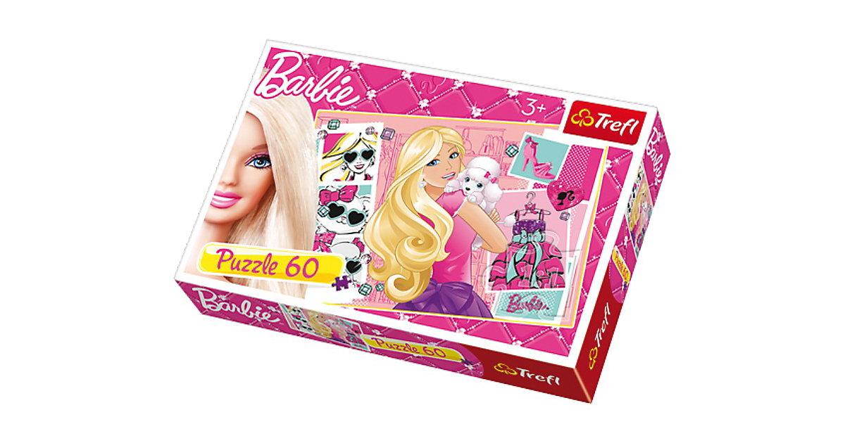 Puzzle 60 Teile - Barbie