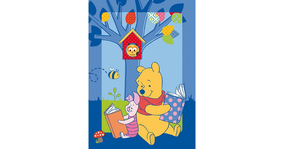 Kinderteppich Winnie the Pooh, Geschichte, 95 x 133 cm