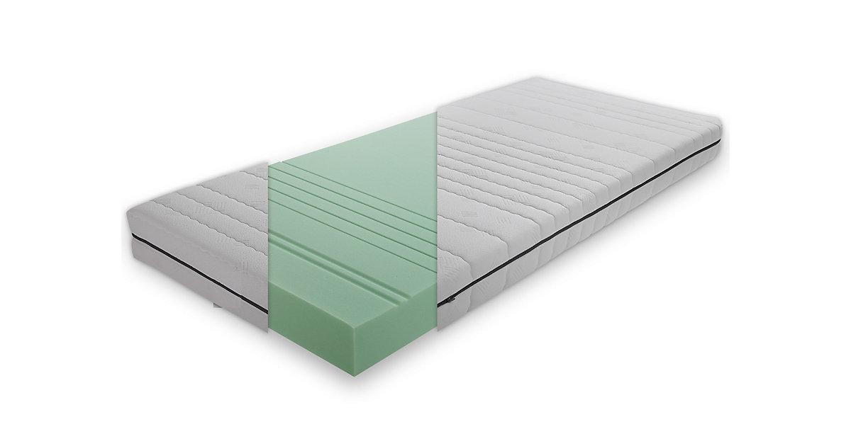 TICAA · TICAA 7-Zonen Matratze Comfort 90 x 200 cm