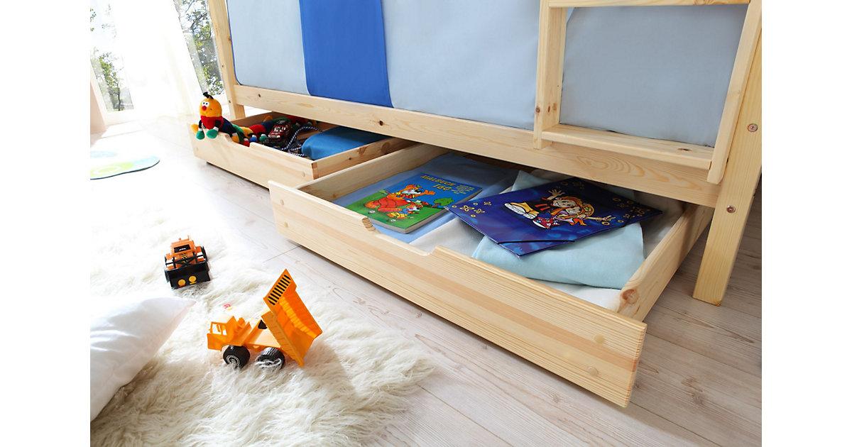 Schubkasten Set Einzel- und Etagenbetten Gr. 90 x 100 Kinder