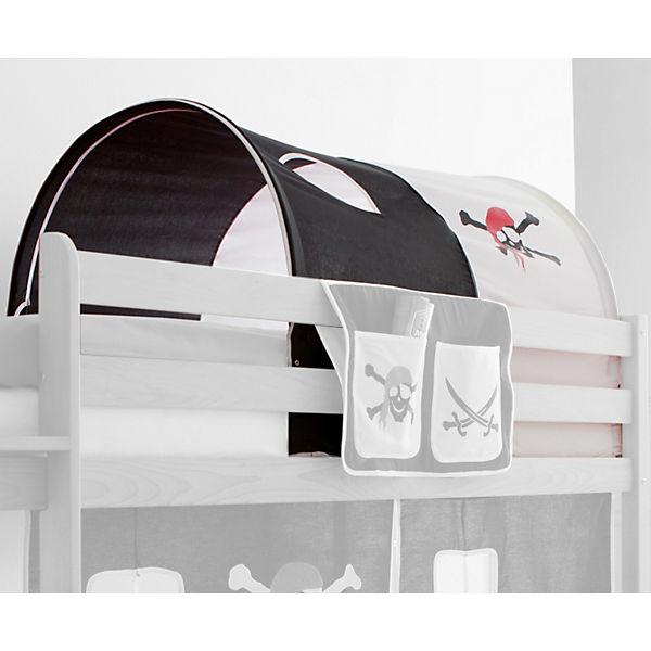 tunnel f r hoch und etagenbetten pirat ticaa mytoys. Black Bedroom Furniture Sets. Home Design Ideas