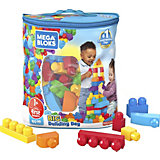 Конструктор Mega Blocks First Builders, 80 деталей