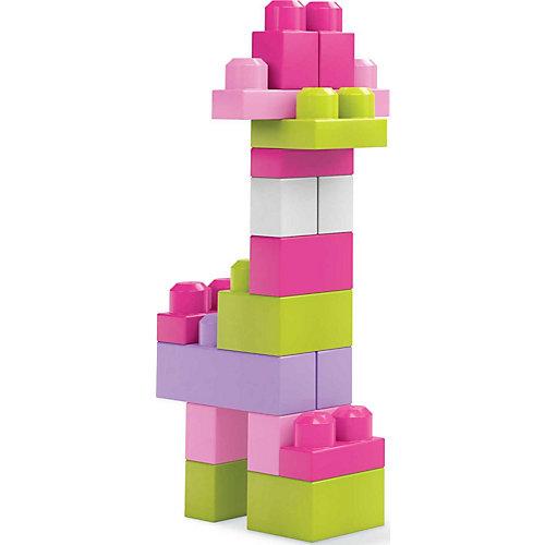 Конструктор из 60 деталей,  MEGA BLOKS First Builders от Mattel