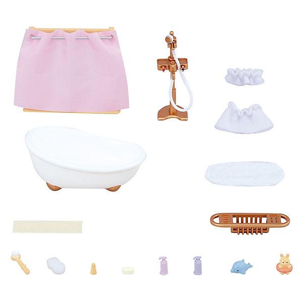 """Набор """"Ванная комната мини"""" Sylvanian Families"""