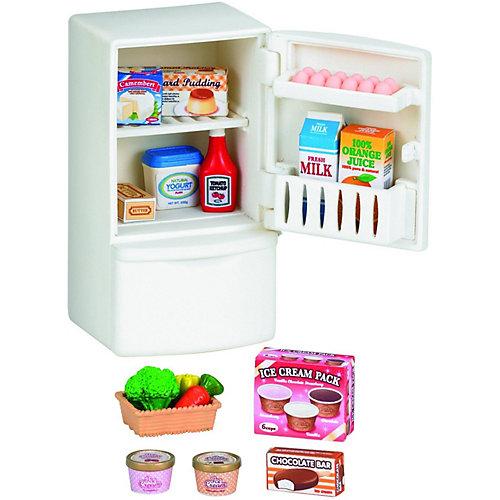 """Набор """"Холодильник с продуктами"""" Sylvanian Families от Эпоха Чудес"""