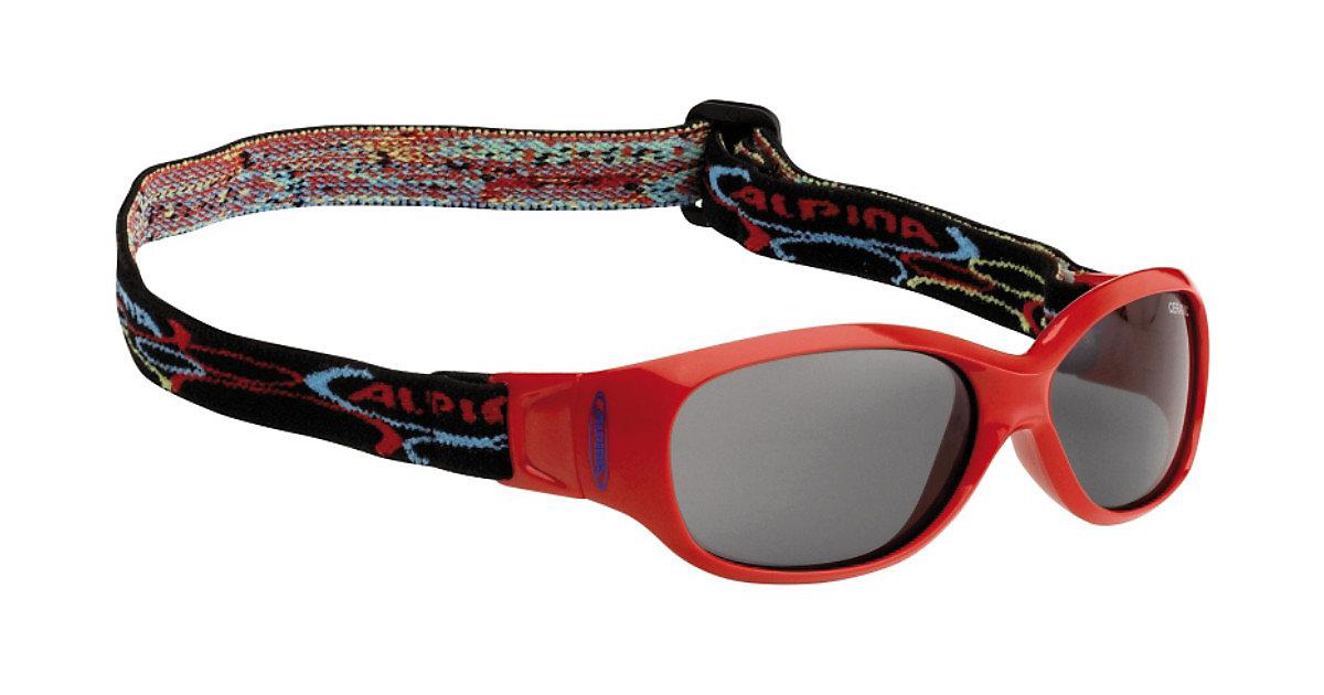 ALPINA · Sonnenbrille Sports Flexxy Kids rot