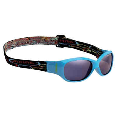 Sonnenbrille Sports Flexxy Kids blau