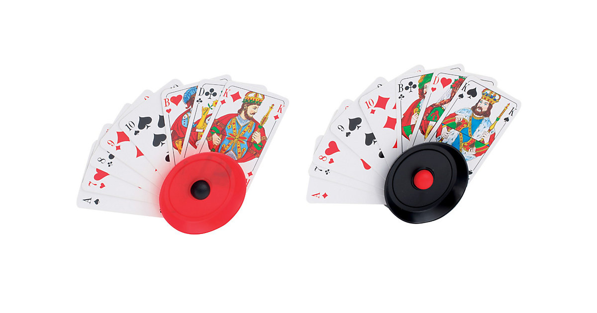 Natural Games Kartenhalter