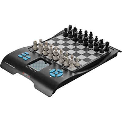 Schachcomputer Chess Master Europe  8 in 1