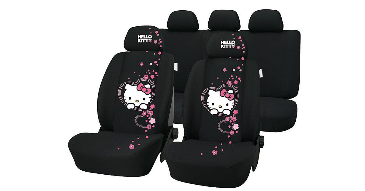 Kaufmann · 9-teiliges Auto-Schonbezug Set, Hello Kitty