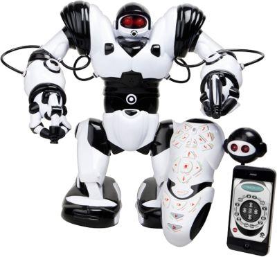 WowWee 8006 Robosapien X (iOS und Android kompatibel)