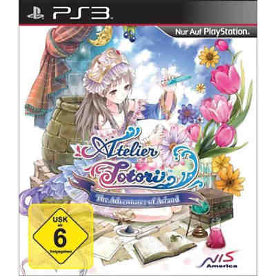 PS3 Atelier Totori: The Adventure of Arland - Relaunch