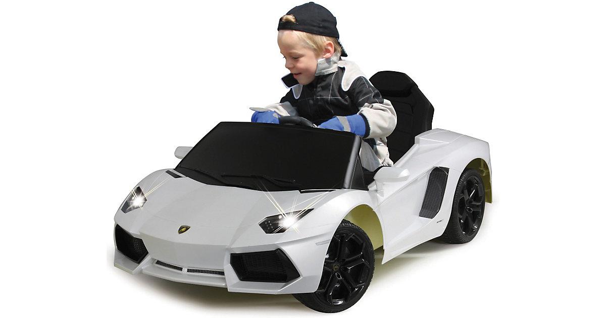 Jamara Elektrofahrzeug Ride-on Lamborghini Aven...