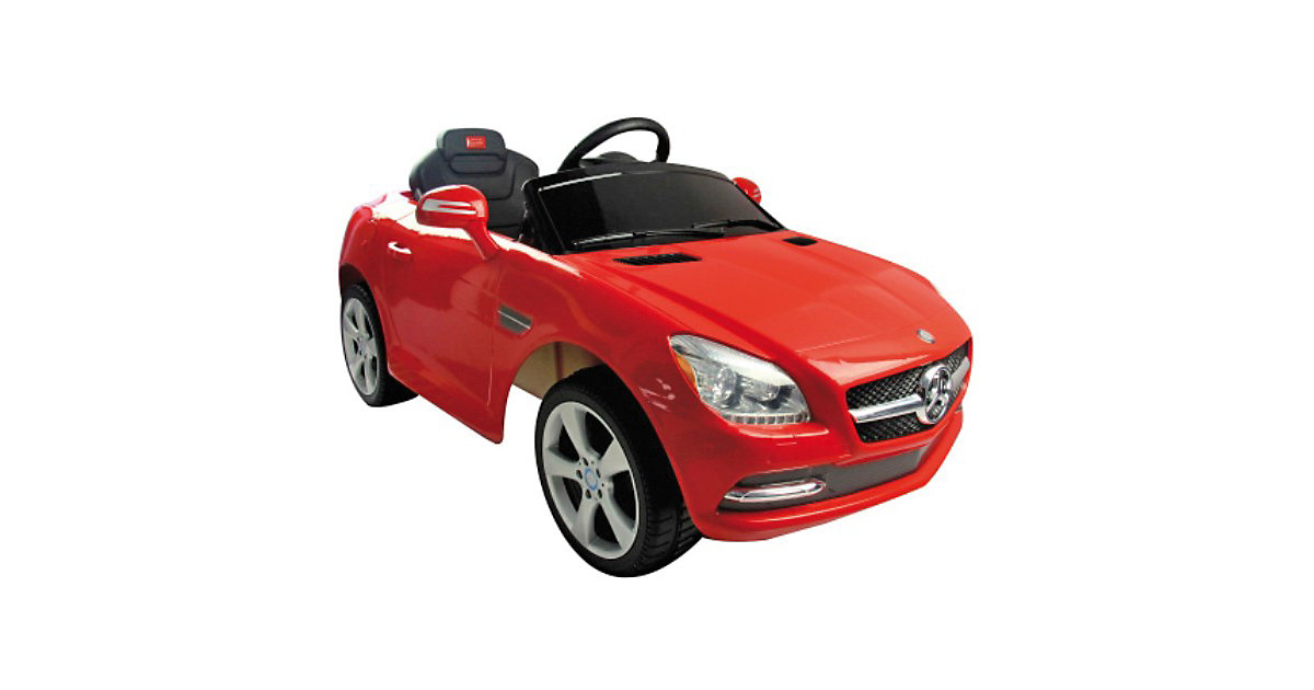 Jamara · Jamara - Ride-on Mercedes SLK rot
