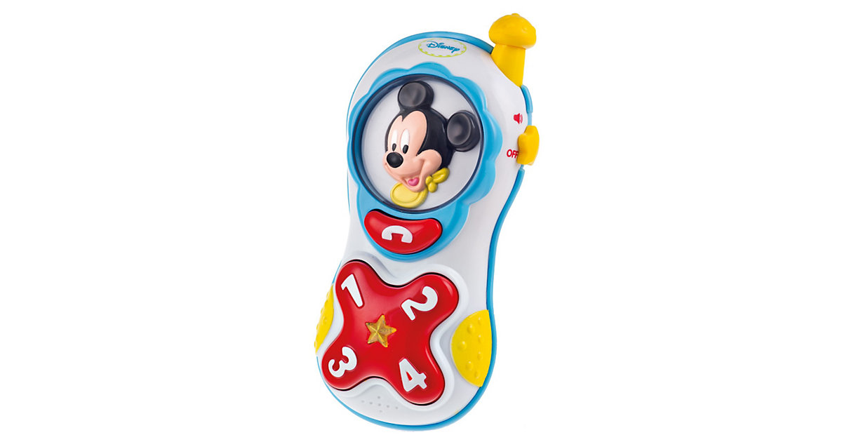 Mickey Mouse - Handy